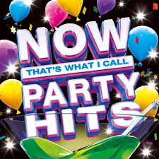 now that s what i call party hits 2016 various artists songs