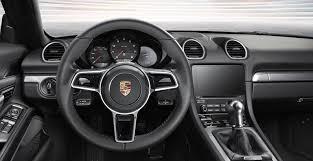 Porsche Boxster 718 - 2016 porsche 718 boxster