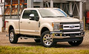 King Ranch Interior Swap 2017 Ford Super Duty Styling And Interior Pickuptrucks Com News