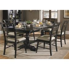 Liberty Furniture Dining Room Sets Liberty Furniture Whitney 7 Piece Trestle Dining Room Table Set
