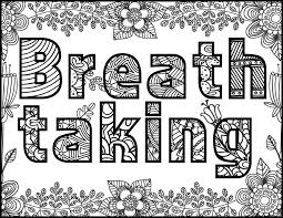 positive affirmations coloring pages for adults coloring