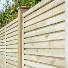 grange contemporary vogue wooden fence panels 6ft internet