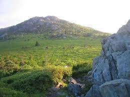 Grayson Highlands State Park Map by Rock Climbing Routes U0026 Photos In Grayson Highlands State Park