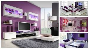 color your living room purple to get peace of mind top inspirations