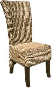 cabo seagrass dining chairs set of 2 dining chair set and cabo