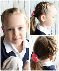 cute short hairstyles for 4 yr old easy hairstyles for little girls 10 ideas in 5 minutes or less