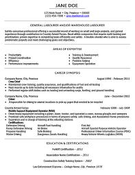 Resume Samples For Warehouse Expert Global Oil U0026 Gas Resume Writer