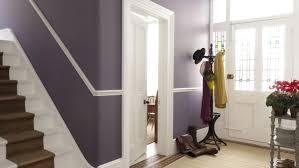 wandgestaltung treppenaufgang 62 ideen für farbgestaltung im flur und eingangsbereich