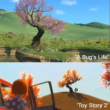familiar tree closer pixar u0027s easter eggs zimbio