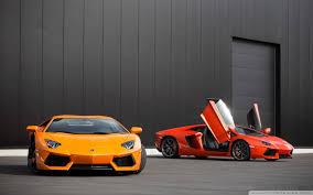 Lamborghini Aventador Orange - red and orange lamborghini aventador hd desktop wallpaper high