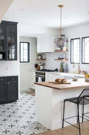 black and white kitchens ideas black and white tile kitchen kitchen design