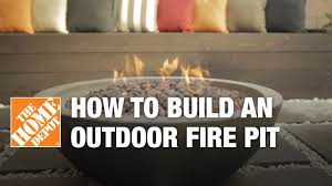 Diy Firepit Table How To Build A Pit Patio I Patio Style Challenge