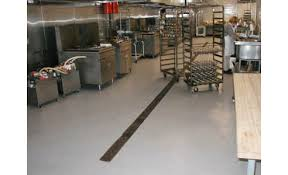Commercial Kitchen Flooring Options by Epoxy Floors For Commercial Kitchens From Ascoat Contracting