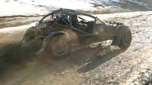 nomad off road car jay leno straps into ariel nomad for off road blast