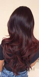 mahogany red hair with high lights 18 gorgeous hair colours that don t require bleaching mita s