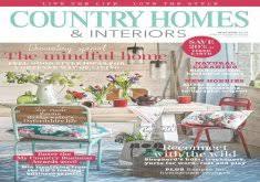 country homes and interiors magazine subscription attractive country homes magazine country homes interiors