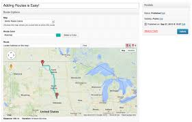 Chicago Google Map by Pretty Routes Add Routes To Google Maps By Scissorbox Codecanyon