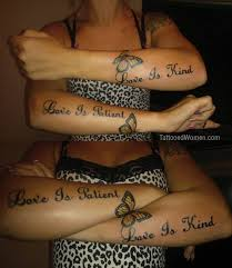 67 best love is patient love is kind images on pinterest tattoo