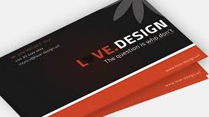 Design Visiting Card 50 Best Free Psd Business Card Templates