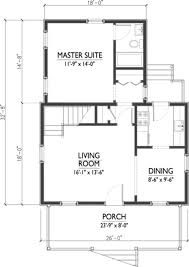 Small One Bedroom House - house plan bright ideas 1200 sq ft house plans 1 bedroom cottage
