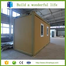 heya good 20ft container house china supplier for rebuilt living