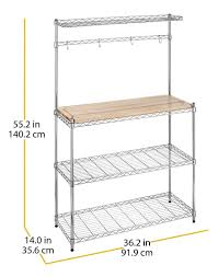 Bakers Rack Shelves Shelf Design Excellent Metal Spice Shelf Metal Spice Rack Door