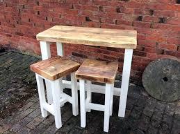breakfast bar table set breakfast bar table and stools set mainlinepub com
