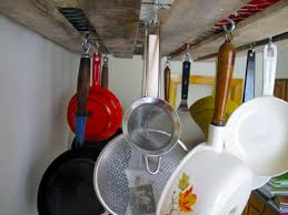 home improvements pallet pot rack a greenpoint kitchen make a pot rack