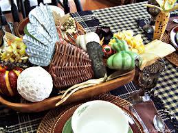 thanksgiving food gift baskets olla podrida neutral thanksgiving tablescape
