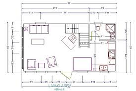 16x24 cabin floor plans re 20x34 1 5 story in ashe county