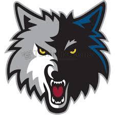 minnesota timberwolves t shirts iron on transfers n1093