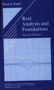 real analysis and foundations 2nd edition steven g krantz pdf