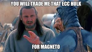 Magneto Meme - watto memes imgflip