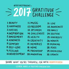 Challenge Meaning Hooray It S Gratitude Challenge Season Positively Present
