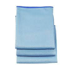 unger pro unger 18 in large microfiber cloths 3 pack 966900 the home depot
