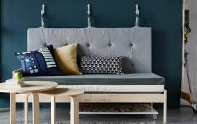 make a sofa from mattresses