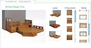 Design A Desk Online Custom Deck Design U2013 A List Of The Top 5 Free Online Tools Jay