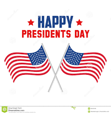 happy presidents day poster stock vector image 85455435