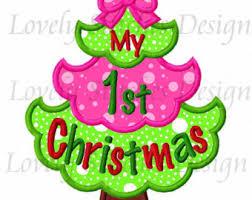 christmas applique christmas applique etsy