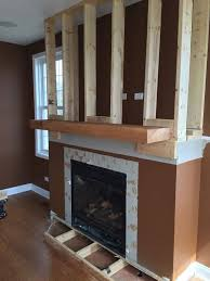 simple a diy stone veneer step by step north star stone with how to build a stone fireplace