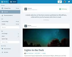 automattic redesigns wordpress dashboard prepares to dump php for
