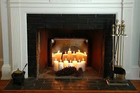 Fireplace Decorating Ideas For Your Home Non Working Fireplace Decorating Ideas For Your Home Nativefoodways