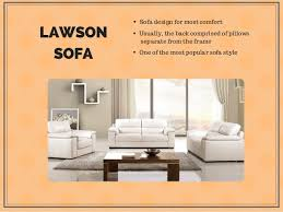 Most Popular Sofa Styles Guide To Different Sofa Styles And Designs