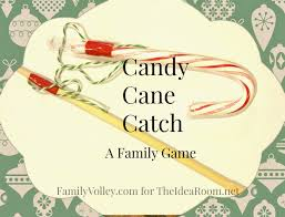 holiday game candy cane catch the idea room