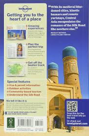 lonely planet central asia 6th ed 6th edition lonely planet