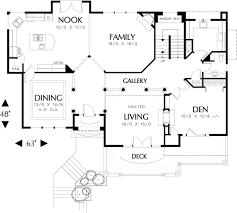 Mediterranean House Floor Plan And Design by Mediterranean Style House Plan 3 Beds 2 50 Baths 3443 Sq Ft Plan