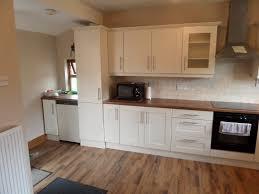 kitchen spraying spray painting kitchen cabinets dublin before kitchen 2 after