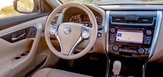 nissan teana interior nissan brings even more surprices with