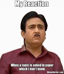 Reaction Meme - my reaction create your own meme