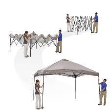 Sq Ft Ozark Trail 12 U0027 X 12 U0027 144 Sq Ft Instant Setup Canopy Walmart Com
